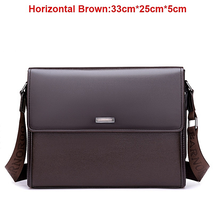 11308fa94 Luxury Brand Leather Messenger Bags Men Crossbody Bags For Men Casual Travel  Shoulder Bag Business Briefcase
