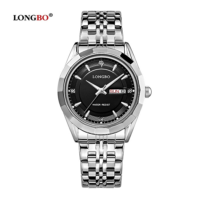 43b067278b3 Movt Quartz Watches Women Stainless Steel Back Water Resistant Datejust  Men s Wrist Watches relogio masculino 80164