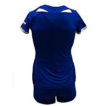 V/Ball Uniform J/S Ladies Hagi (set 15)- Mt241-025royal/White-