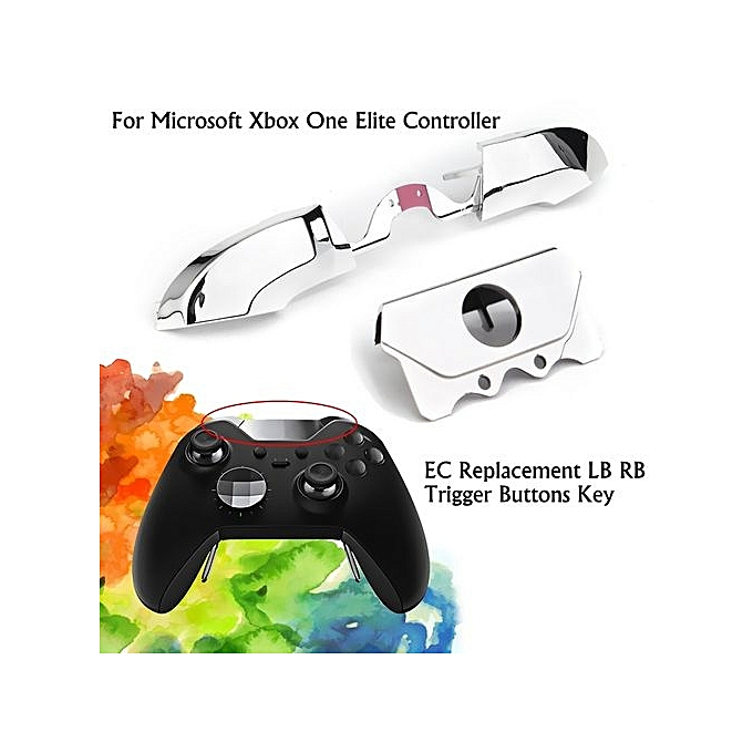 Replacement LB RB Trigger Buttons Key For Microsoft Xbox One Elite  Controller
