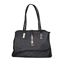 Black Kelly Bag