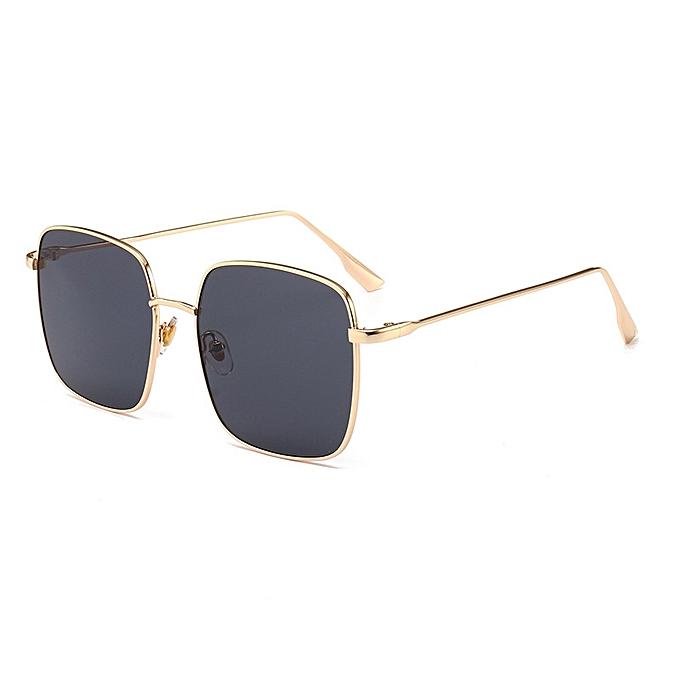 Fashion Men Women Outdoor Casual Square Big Frame Sunglasses Myopia ... ebff638022
