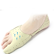1Pair Toe Separator Hallux Valgus Bunion Corrector Orthotics Feet Bone Thumb  M