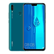 "Y9 (2019) - 6.5"" - 64+4GB - 16MP+2MP -  4G Dual SIM - Blue"