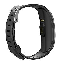 H29 Smart Bracelet Bluetooth 4.0 Touch Screen Fitness Tracker Health Sport BK