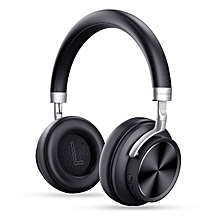 ELEGIANT Wireless Bluetooth 4.1 Headphone Rechargeable Handsfree Earphone + Mic
