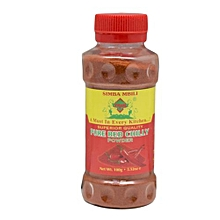 Resuns Pure Red Chilly Powder 100g