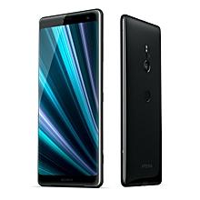 Xperia XZ3 6.0-Inch (6GB RAM, 64GB ROM) Android 9.0 Pie, (19MP + 13MP) Dual SIM LTE Smartphone - Black