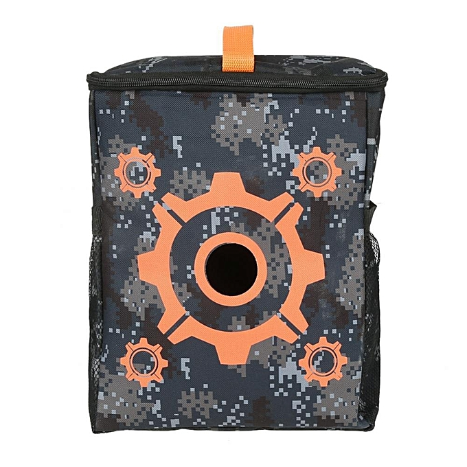 ... Portable Purpose Target Pouch Storage Carry Equipment Bag For Nerf Guns  Darts N-strike Elite ... f6aa417b3