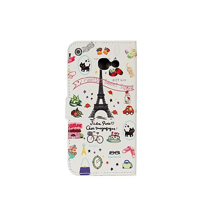 Generic For Samsung Galaxy A5 2017 A520 Lovely Cartoon Words And