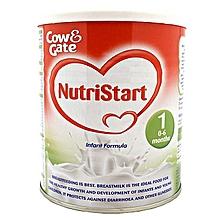 NutriStart Infant Formula 1 (0 - 6 Months) Baby Food - 400g