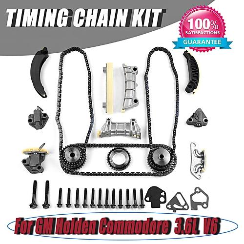 Timing Chain Kit For GM Holden Commodore VZ VE Alloytec LY7 LLT 3 6L V6  w/Gears