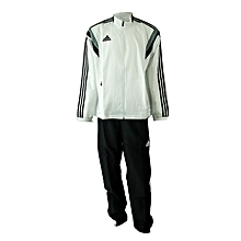 T/Suit Con14 Pre Suit- F76924white/Black- L