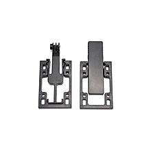 EC-BRB01 Skateboard Holder Gaskets Acccessories For Skateboard Or Gopro  - Black