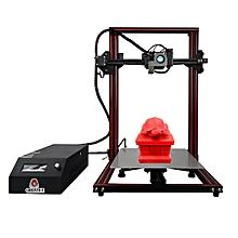 KREATEIT KR-10S Thor Pro 3D Printer Laser Cutting Kit Dual Z Axis 300x300x400mm