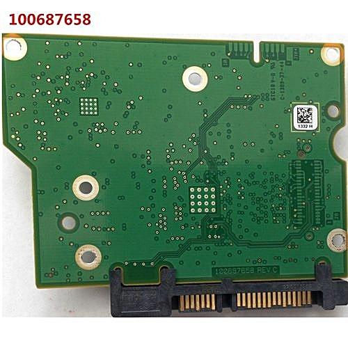 100687658 REV B / C PCB Circuit Board Hard Drive Logic Controller Board New
