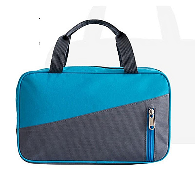 ... Blue+Grey Large volume waterproof sports bag men and women swimsuit bag  wet and dry ... f041f869ea6b1