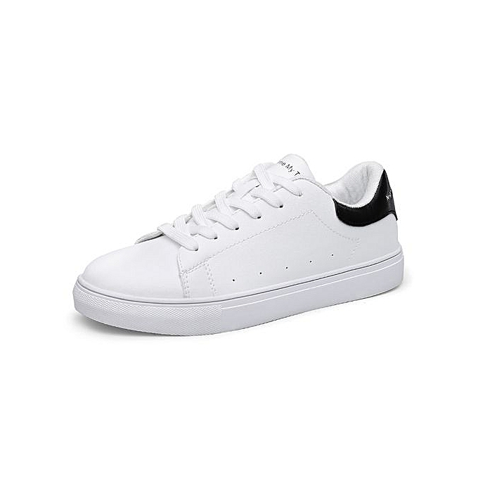 Fashion Women Sport Shoes Sneakers Casual Shoes-White Black   Best ... c2c6a6ad36e1
