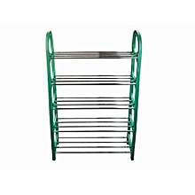 Shoe Rack -  Green