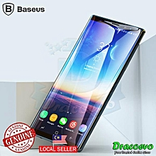 Baseus Tempered Glass Full Cover Curved Toughened Film For Samsung Note 9 MQSHOP
