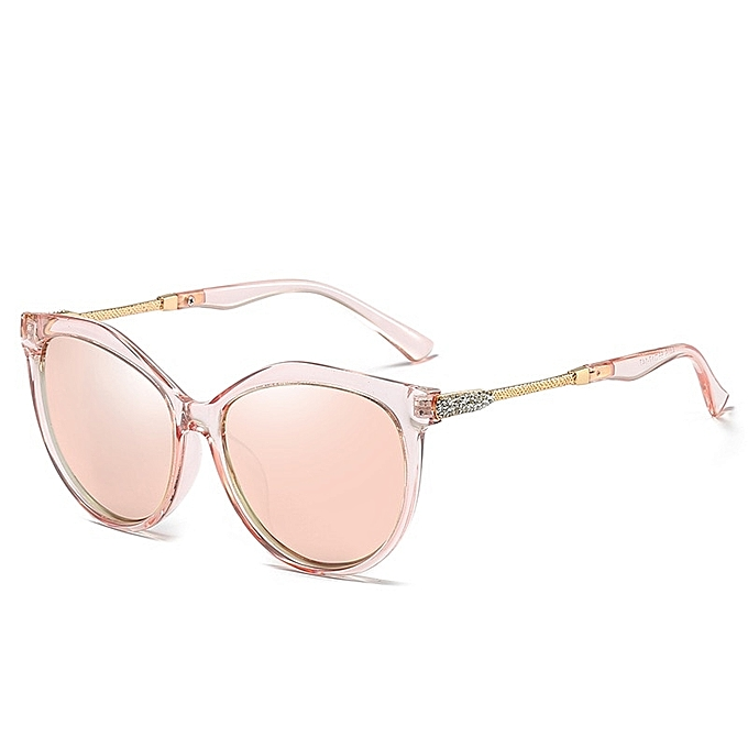 Brand Polarized Pink Hot Driving Girls Ladies Sol Goggle Sun Oculos De Sunglasses Glasses Sale A405 Women H29EDWI
