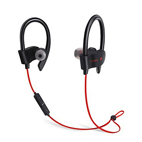 36bbda771894d3 Generic Bluetooth sports music earphone Chinese and English switch bass  stereo waterproof and perspiratio