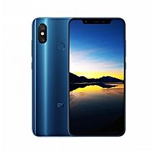 8 4G Phablet MIUI 9 Snapdragon 845 Octa Core 6GB+64GB - Blue
