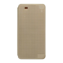 Desire 826 - Dot View Touch Sense Case - Gold