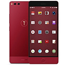 "Nut Pro 4G LTE Snapdragon 626 5.5""16.0MP 3500mAH Fingerprint QuickCharge 64G Mobile Phone -Red"