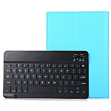 Leather Removable Wireless Bluetooth Keyboard Magnetic Stand Folio Protective Cover Screen Film For IPad Pro 9.7 Inch