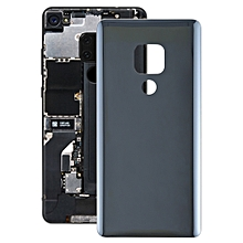 Battery Back Cover for Huawei Mate 20(Black)