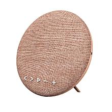 Fabric Bluetooth Speaker New Hand-free Speakerphone Bluetooth-Red