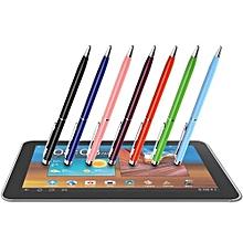 Bluelans 2 In 1 Touch Screen Stylus Ballpoint Pen For Smartphone Tablet 5Pcs