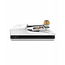Scanjet Pro 2500 f1 Flatbed Scanner - Black & White