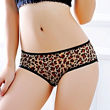 Sexy Tempting Hollow Out Lace Various Patterns Seamfree Hips See-through Thongs