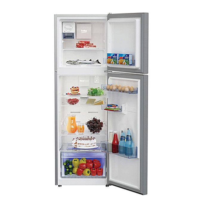 beko rdnt340i20vzp refrigerator 12cu ft 300 litres platinum inox buy online jumia kenya. Black Bedroom Furniture Sets. Home Design Ideas