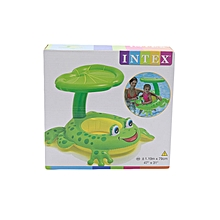 Froggy Friend Shaded Baby Float: 56584: Intex