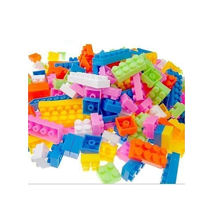 Plastic Building Blocks Kids Toy