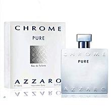 Chrome Pure for men EDT - 100 ml