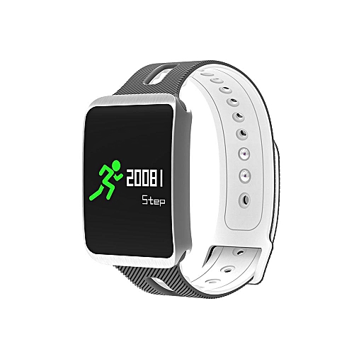 0 96 Inch Tft Color Screen Calorie Exercise Bracelet Heart Rate Monitor Blood Pressure Intelligent Oxygen