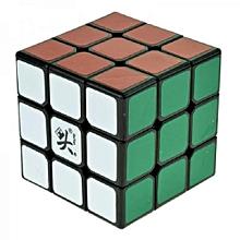3×3×3 Speed Puzzle Cube -Multicolor