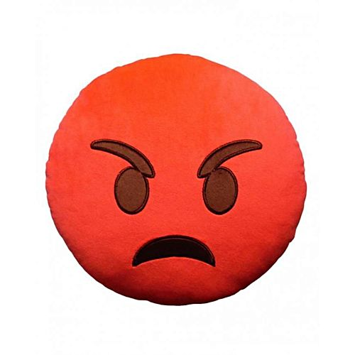 Throw Pillow Jumia : Magideal Angry Emoji Throw Pillow Buy online Jumia Kenya