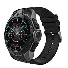 W2 3G Smartwatch Phone 1.39 inch Android 7.0 MTK 6580 Quad core 1.3GHz 2GB RAM 16GB ROM 2.0MP HD Camera 460mAh Built in AMOLED - EU Plug