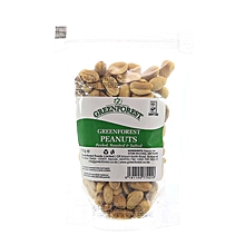 Peeled, Roasted and Salted Peanuts, 100g