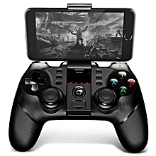 LEBAIQI iPega 9076 Bluetooth Gamepad with Bracket 2.4G Wireless Receiver