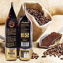 Gold Enticing AA Arabica Medium Roasted Coffee Beans  - 250grams