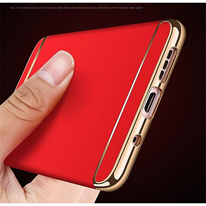 quite nice 976a0 d2968 For Vivo V3 Max 3in 1 Fashion Luxury Shockproof Phone Protective Case Cover  With 360 Degree Rotating Metal Ring Holder