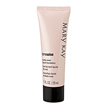 TimeWise Matte-Wear Liquid Foundation for oily/combination skin, 29ml - Bronze 2