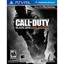 Call Of Duty BLACK OPS DECLASIFIED PS VITA