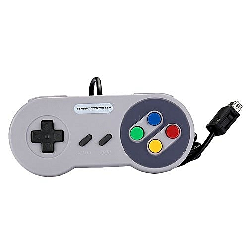Generic Wired Retro Sfc Controller Gamepad For New Nintendo Mini